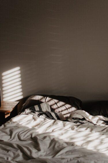 足が重くて寝苦しい日【効率では測れないもの】